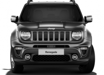 Jeep Renegade 1.0 T3 LIMITED 2021 granite crystal